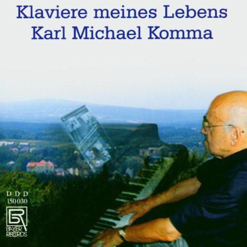 Klaviere Meines Lebens-Texte