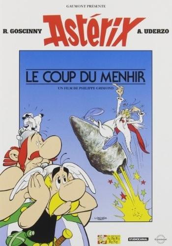Asterix Le Coup de Memhir [Import]