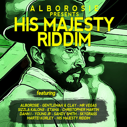 Alborosie Presents His Majesty Riddim / Various - Alborosie Presents His Majesty Riddim