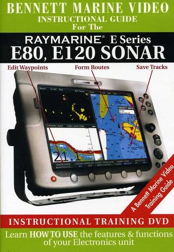 Raymarine E Series: E80,E120 Sonar