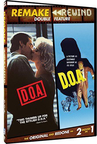 D.O.A. Double Feature - Remake Rewind DVD
