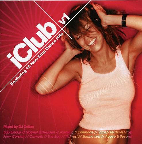 Club, Vol. 1: 15 International Dance Hits Non-Stop DJ Mix
