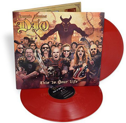 Ronnie James Dio: A Tribute to - This Is Your Life