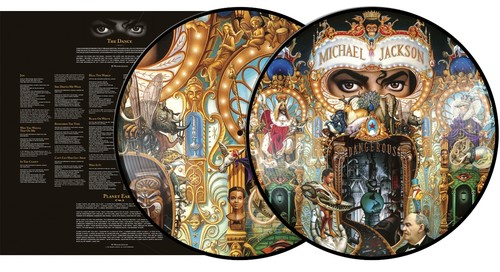 Michael Jackson - Dangerous [Picture Disc LP]