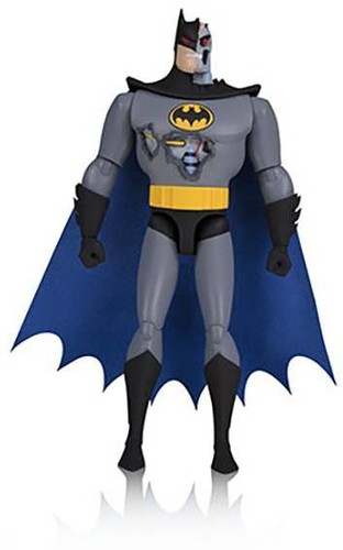 NEW//BOXED BATMAN ANIMATED HARDAC ACTION FIGURE