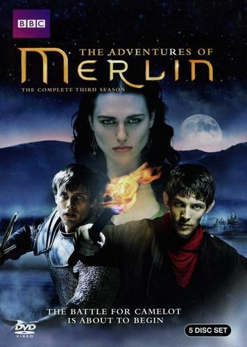 Merlin: The Complete Third Season