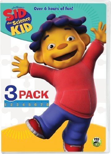 Sid the Science Kid: 3 Pack