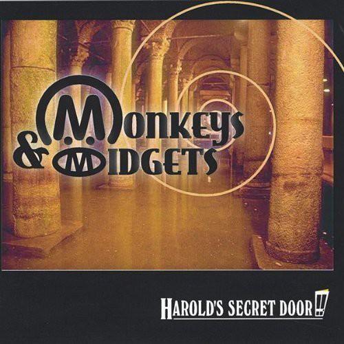 Harold's Secret Door