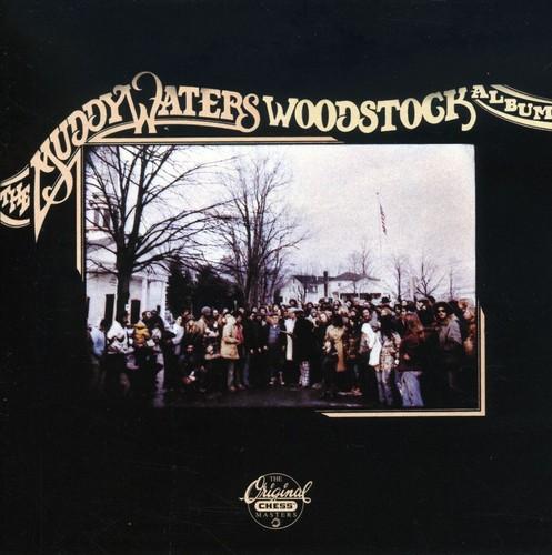 Muddy Waters - Muddy Waters Woodstock Album