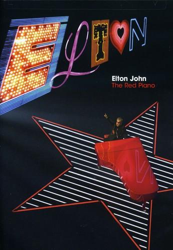 Elton John - The Red Piano [DVD]