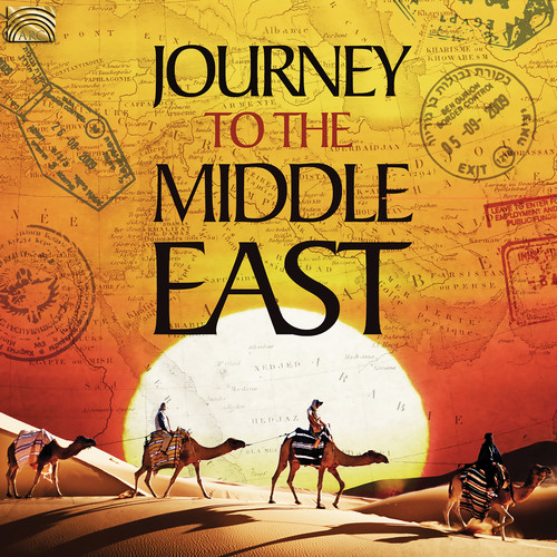 Journey To The Middle East / Various - Journey to the Middle East