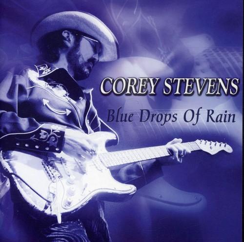 Blue Drops of Rain