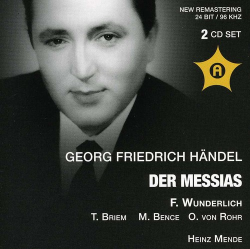 Der Messias (Sung in German)
