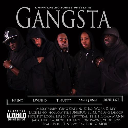 Gangsta [Explicit Content]