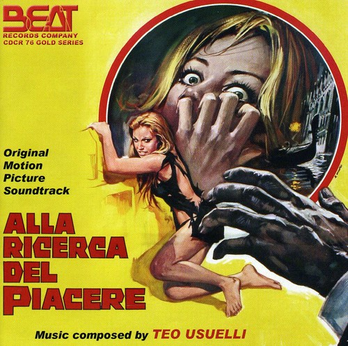 Alla Ricerca Del Piacere (Amuck!) (Original Motion Picture Soundtrack) [Import]