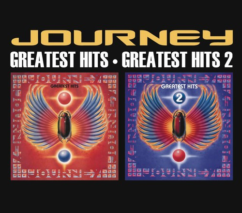 Journey-Greatest Hits 1 and 2