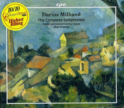 Complete Symphonies [5 CDS]