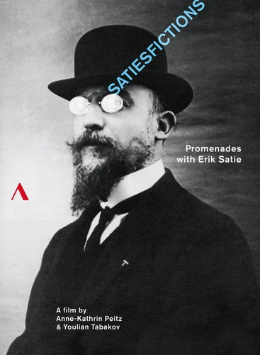 Satiesfictions - Promenades With Erik Satie