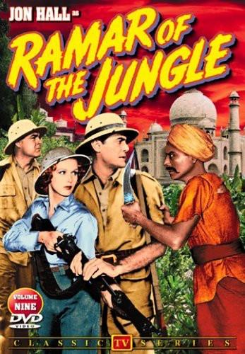 Ramar of the Jungle: Volume 9