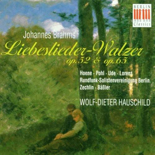 Liebeslieder Waltzes Op 52 & Op 65