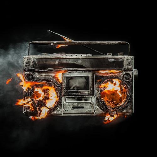 Green Day-Revolution Radio