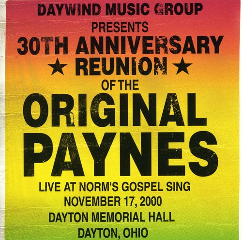 Paynes - 30th Anniversary Reunion