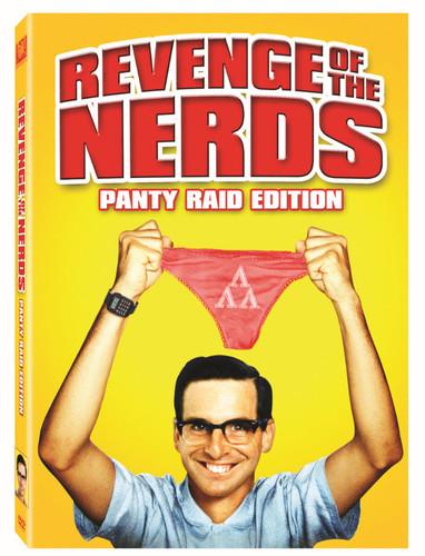 Revenge of the Nerds: Panty Raid Edition