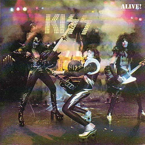 Kiss-Alive (remastered)