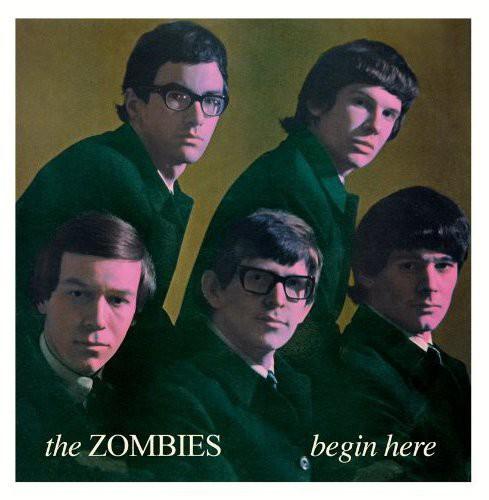 The Zombies - Begin Here (Mono) (Uk)