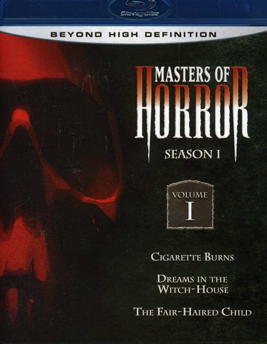 Masters of Horror: Season 1 - Vol, 1