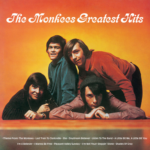 The Monkees - The Monkees Greatest Hits [SYEOR Exclusive 2019 Orange LP]