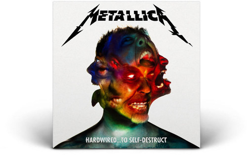 Metallica - Hardwired...To Self-Destruct [Limited Edition Deluxe Box Set]