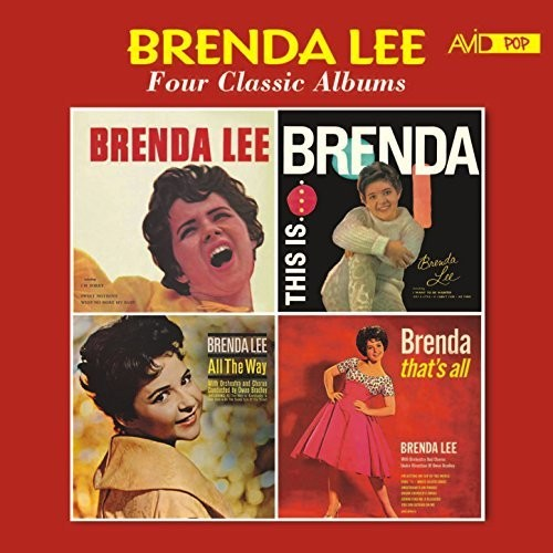 Brenda Lee /  This Is Brenda /  All The Way