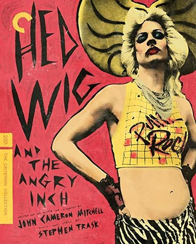 Hedwig and the Angry Inch/Bd - Hedwig and the Angry Inch (Criterion Collection)