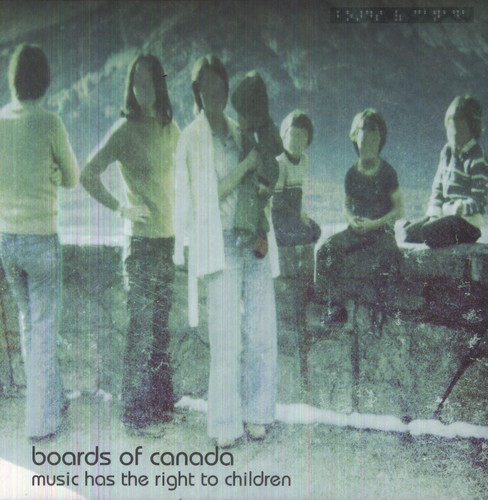 Boards Of Canada - Music Has The Right To Children [Vinyl]