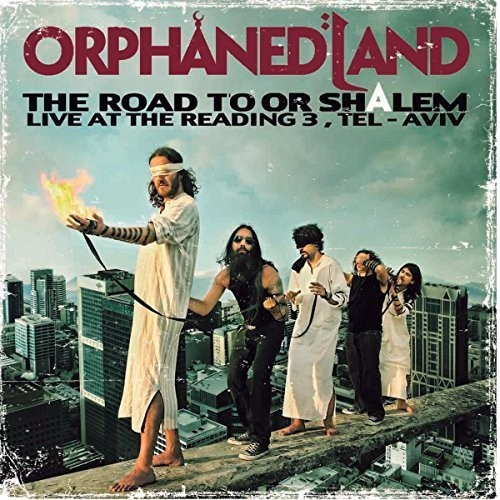 Road To Or-shalem (live)