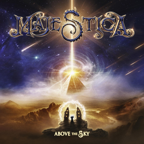 Majestica - Above The Sky [Import LP]