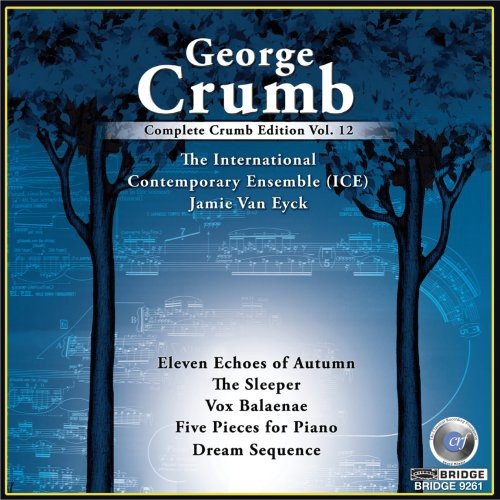 Complete George Crumb Edition 12