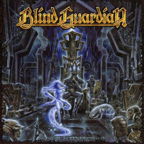 Blind Guardian - Nightfall In Middle Earth Remixed & Remastered [Limited Edition 2CD]