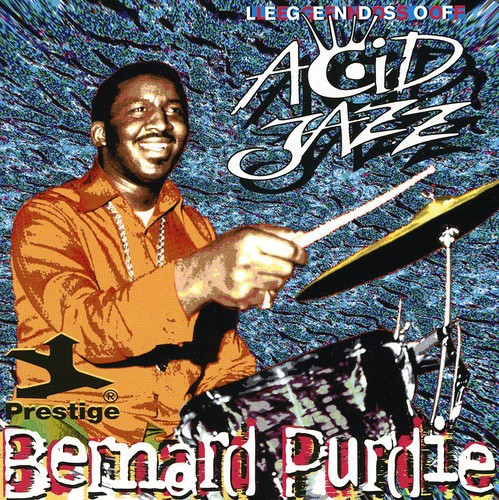 "Bernard ""Pretty"" Purdie - Legends Of Acid Jazz"