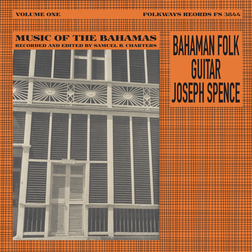 Joseph Spence - Bahaman Folk Guitar [LP]