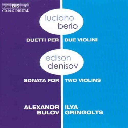 Duetti Per Due Violini /  Sonata for 2 Violins