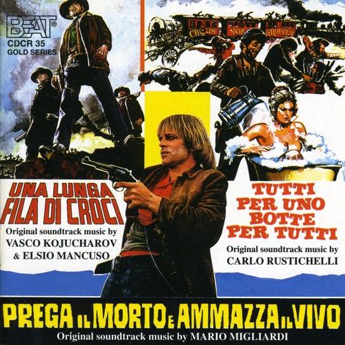 Prega Il Morto E Ammazza Il Vivo (Original Soundtrack) [Import]