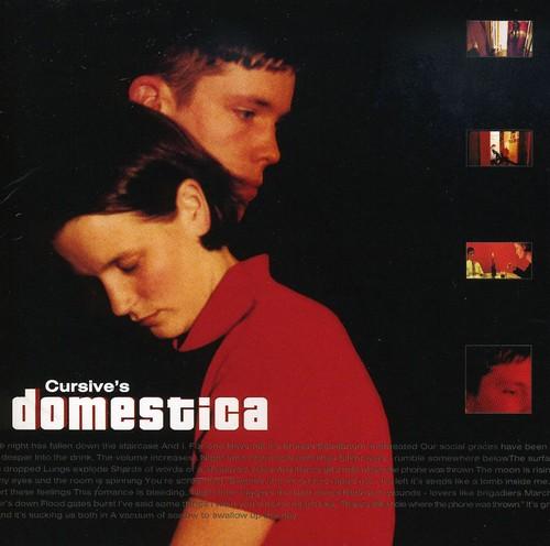 Cursive - Cursive's Domestica