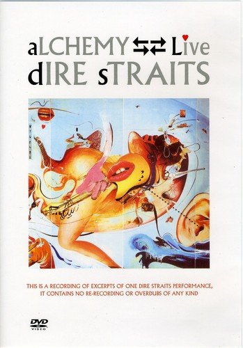 Dire Straits - Alchemy Live-20th Anniversary Edition