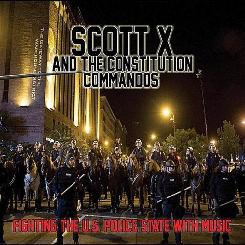 Fighting the U.S. Police State with Music