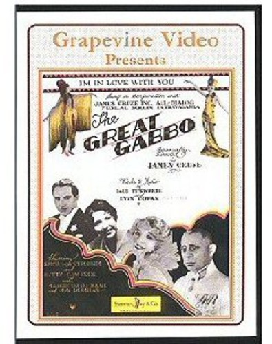 Great Gabbo (1929)