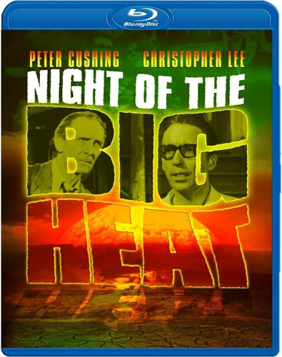 Night of the Big Heat [Import]