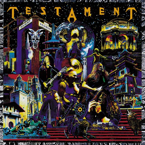Testament - Testament - Live at the Fillmore - VINYL