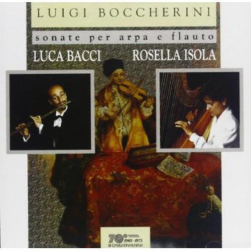Sonate Per Arpa E Flauto Op 5 NN 1-2-4